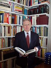 Author photo. Courtesy of David Hackett Fischer