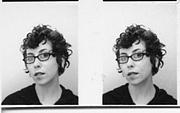 Author photo. thestainofpoetry
