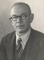 Author photo. Circa 1936, G.M. Matthews, National Library of Australia.
