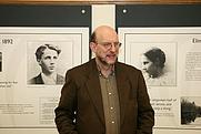 Author photo. Frost Foundation
