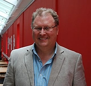 Author photo. Bill McGuire