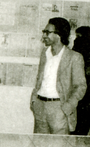 Author photo. By Michel-georges bernard - Own work, CC BY-SA 3.0, <a href=&quot;https://commons.wikimedia.org/w/index.php?curid=34670339&quot; rel=&quot;nofollow&quot; target=&quot;_top&quot;>https://commons.wikimedia.org/w/index.php?curid=34670339</a>