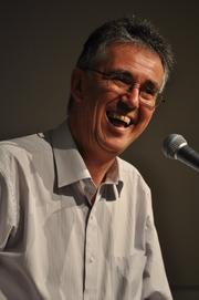 Author photo. Steve Biddulph