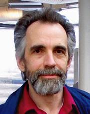Author photo. From Drexler's website