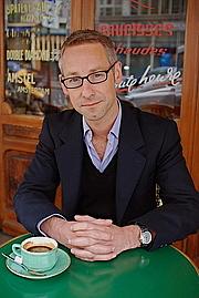 Author photo. Mark Tungate