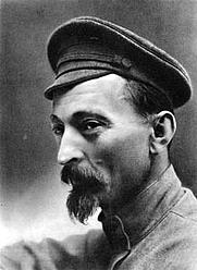 Author photo. Felix Edmundovich Dzerzhinsky
