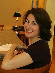 Author photo. Photograph by Ruby Washington
