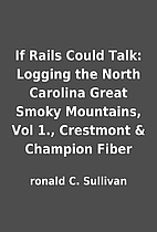 If Rails Could Talk: Logging the North…