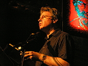 Author photo. Robert Polito (1951-    )<br>