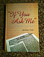 If You Ask Me - The Querist Column by…