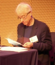 Author photo. Experience Music  Project Pop Conference, April 30, 2006.<br> Photo by Joe Mabel.<br> (Wikipedia)