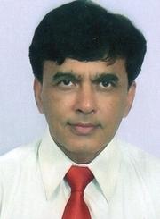 Author photo. Govind Sharma