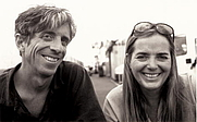 Author photo. Dominic and Tashi Alford-Duguid