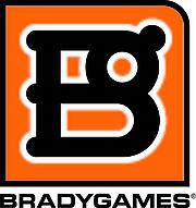 Author photo. BradyGames logo