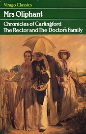 The Rector and The Doctor's Family  cover