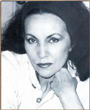 Author photo. Sandra Paretti