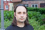 Author photo. Jan Costin Wagner in 2012 [photo: Sven Teschke / license: Creative Commons CC-by-sa-3.0 de; grabbed from Wikipedia]