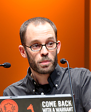 Author photo. Daniel Domscheit-Berg