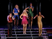 Author photo. The Spice Girls, Air Canada Center, Toronto, 2008.  Photo by Eric Mutrie / Flickr.