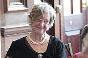 Author photo. Somerville College