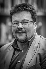 Author photo. Nicolas Beaupré en février 2015