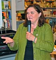 Author photo. Frankie Fouganthin