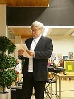 Author photo. Juha Suoranta