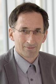 Author photo. Thomas Fuchs