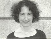 Author photo. Jennifer Fleischner