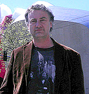 Author photo. Photo by Joe Mabel (Wikipedia) ~ Cropped