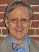 Author photo. Carter Vaughn Findley [credit: Ohio State University]
