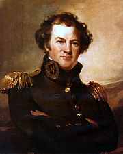 Author photo. Portrait by Thomas Sully (1783-1872)