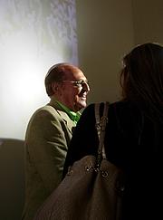 """Author photo. Renzo Arbore - Roma, 11 maggio 2015 - 30 anni di """"Quelli della notte"""""""