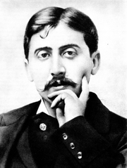 Author photo. Marcel Proust