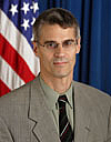 Author photo. U.S. Office of the White House