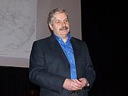 Author photo. Pekka Teerikorpi [credit: Seppo Linnaluoto]