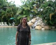 Author photo. Photo of me on holiday in Australia.