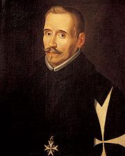 Author photo. Eugenio Caxés (1577- 1642)