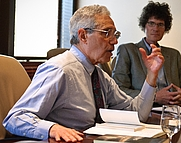 Author photo. Bernard Gert at Utah Valley University in May 2011 [credit: Wickenden at en.wikipedia]