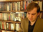 Author photo. Mark Clapham