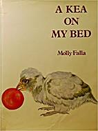 A kea on my bed by Molly Falla