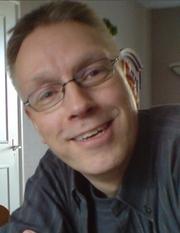 Author photo. Martin Scherstra