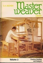 Master Weaver Library Volume 3 by S.A.…