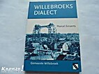 Het Willebroeks Dialect by Marcel Eeraerts