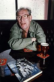 """Author photo. Photo accompanying author's obituary, """"The Journal"""" 23 January 2008"""
