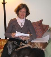 Author photo. Robin McKinley
