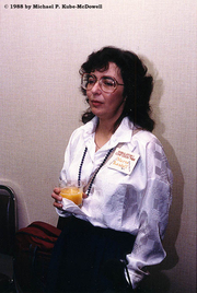 Author photo. Marta Randal 1988
