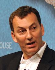 Author photo. Mark Urban. Photo courtesy Chatham House.