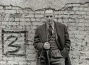 Author photo. Arnold Newman