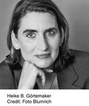 Author photo. Random House, Heike B. Görtemaker (Credit: Foto by Blumrich)